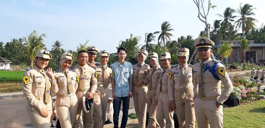 Volunteering in BPPTD Bali